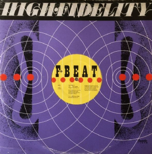 "Elvis Costello And The Attractions - High Fidelity (12"") (G/G)"